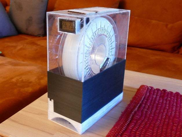 P1350755.JPG Télécharger fichier STL gratuit Stand de filamentcontainer • Design imprimable en 3D, jennifersirtl