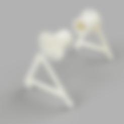 Holder.stl Download free STL file Thin Spool Holder for Thing • 3D print object, jennifersirtl