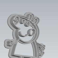 Screenshot_20201203-015140_CAD Assistant.jpg Download free STL file Pepa pig cookie cuter  • Object to 3D print, delluks1234