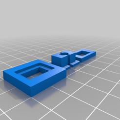 Descargar modelo 3D gratis caja de proyecto acoplador de cable, roblatour