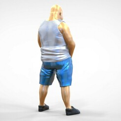 MU-1.2.jpg Download STL file Man Peeing Urinating after drinking beer • 3D printing design, nasiri12460