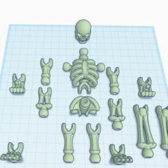 Descargar archivos 3D gratis terminator, ragalian