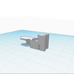 Cliquet Tronconneuse.jpg Download STL file Alko or Best green ratchet • 3D printable object, IMPRESSION-3D