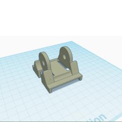 Télécharger objet 3D Minelab équinox 11 renfort disque, IMPRESSION-3D