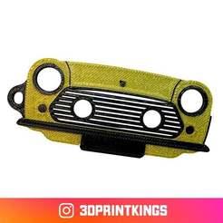 Download free 3D printing files Mini MK2 - Key Chain, 3dprintkings