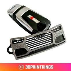 Download free 3D printer files Audi SQ5 (2nd Gen) - Key Chain, 3dprintkings