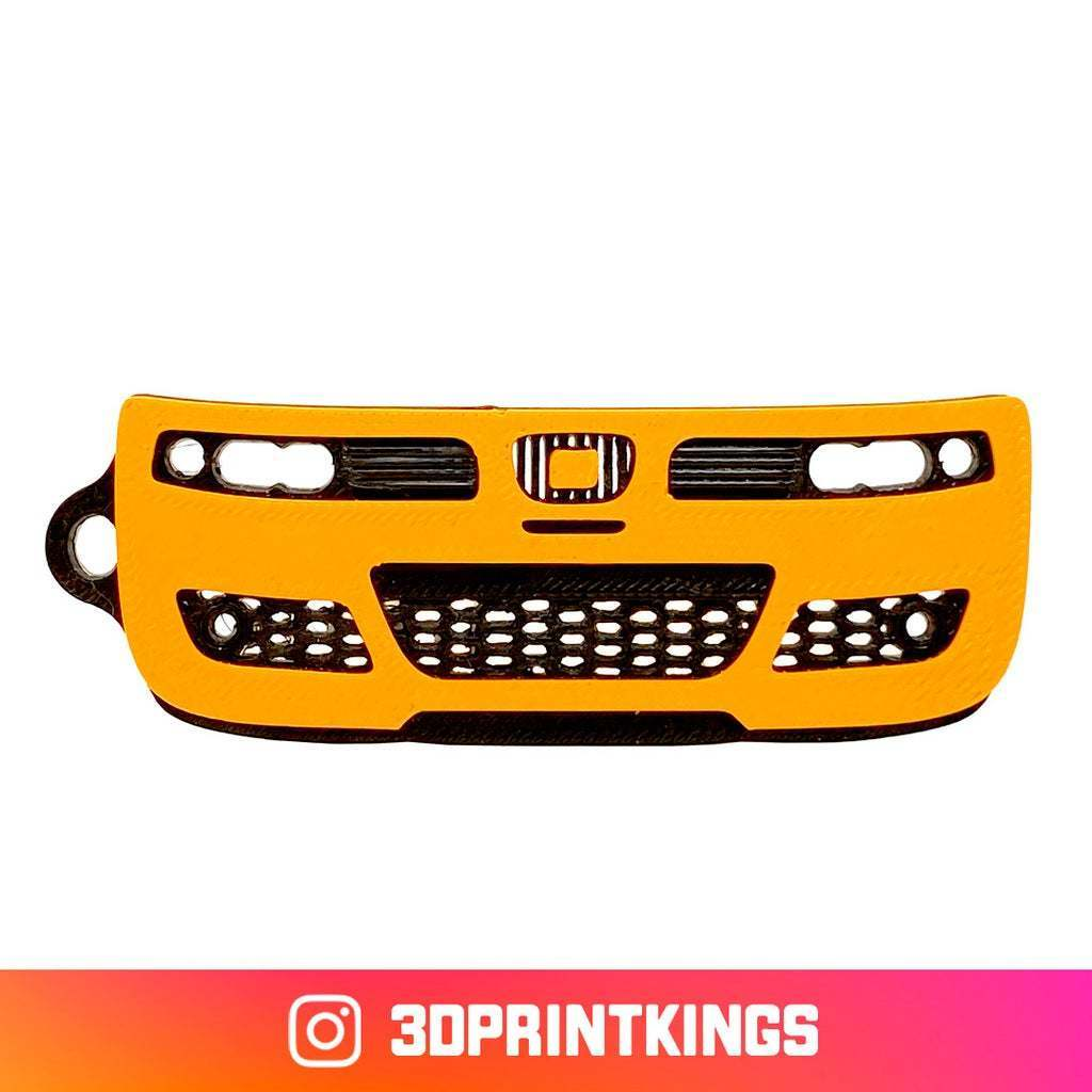 Thingi-Image.jpg Download free STL file Seat Leon Cupra (1st Gen) - Key Chain • Template to 3D print, 3dprintkings