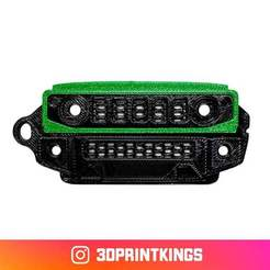 Download free 3D printing files Suzuki Jimny (2nd Gen. GJ), 3dprintkings