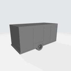 Beverage_Photo.png Télécharger fichier STL gratuit Camion distributeur de boissons avec portes à enroulement - modulaire • Modèle imprimable en 3D, BruceNscale