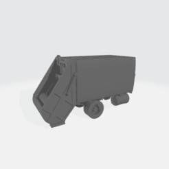 Impresiones 3D gratis Camión de basura de los años 50 - Modular, BruceNscale