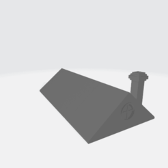 Roof_Photo.png Download free STL file Farmers Bank Roof • 3D print template, BruceNscale