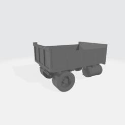 Impresiones 3D gratis Carrocería de camión de basura - Modular, BruceNscale