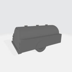 Descargar archivos 3D gratis Carrocería de camión cisterna - Modular, BruceNscale
