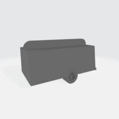 Impresiones 3D gratis Camión distribuidor de bebidas de los años 50 - modular, BruceNscale