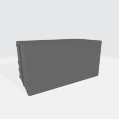 Descargar archivos 3D gratis Carrocería de camión modular - Puertas dobles, BruceNscale