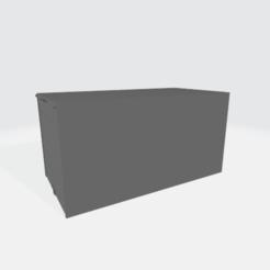 Descargar diseños 3D gratis Carrocería de camión modular - Puertas enrollables, BruceNscale