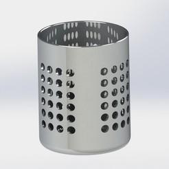 egouttoir à couvert.JPG Download STL file Covered drainer • 3D print design, Bruno_Rosset