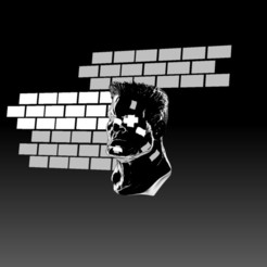 marv1.jpg Télécharger fichier STL Marv de Sin City • Modèle imprimable en 3D, chazz1981