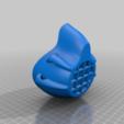 Descargar archivos 3D gratis (NUEVO) COVR3D V2.08 - Máscara FDM 3D optimizada para impresión en 15 tamaños (también para niños), Think3DDD