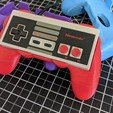 IMG_20200520_174158_MP.jpg Download free STL file NES Controller Grip • 3D printer object, DonaldSayers