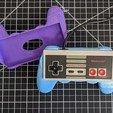 IMG_20200518_162013_MP.jpg Download free STL file NES Controller Grip • 3D printer object, DonaldSayers