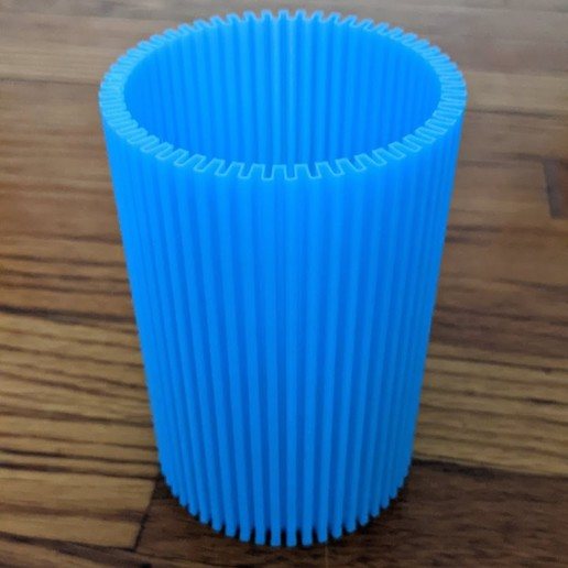 720X720-img-20200517-084840-mp.jpg Download free STL file Slim Can Koozie Converter • 3D printing template, DonaldSayers