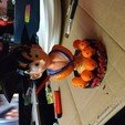 Download free 3D printing models Kid goku, cokyo19892