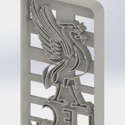 liberpool.JPG Télécharger fichier STL Coupe-biscuits de Liberpool • Modèle pour impression 3D, jjperez2010