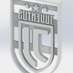 Download STL file Juventus Cookie Cutter • 3D print design, jjperez2010