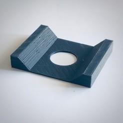 Télécharger fichier STL gratuit cale meuble a  roulette • Design pour impression 3D, pika06