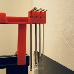 IMG_5197.jpg Télécharger fichier STL gratuit Rangement individuel Creality Ender 3 Pro • Objet pour imprimante 3D, pika06