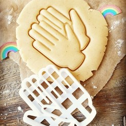 Screenshot_20200523-175915_Instagram.jpg Télécharger fichier STL NHS et Keyworker Support Cookie Cutters • Design imprimable en 3D, katieuk95