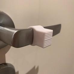 bumper.jpg Download free STL file Door bumper • 3D printing design, Heim3D