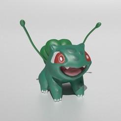 Main_Cover.jpg Download STL file Bulbasaur • Design to 3D print, Murmyav