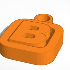 Télécharger fichier STL gratuit ben,s construit un porte-clés • Design à imprimer en 3D, Mondo