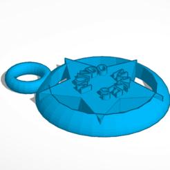 Télécharger fichier STL gratuit porte-clés • Design pour imprimante 3D, Mondo