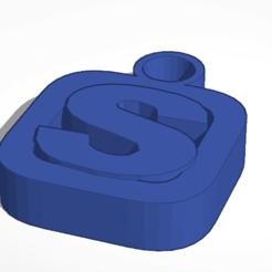 Télécharger fichier imprimante 3D gratuit Bens Construire un porte-clés S, Mondo