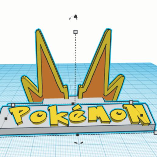 Download free STL file CARD-CARRYING POKEMON BASE • 3D printable object, CratozZero