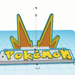Download free 3D printing files CARD-CARRYING POKEMON BASE, CratozZero