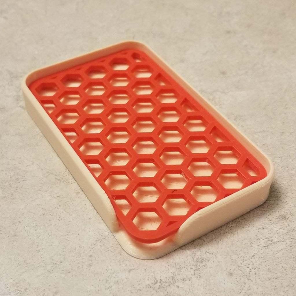 20191012_092611.jpg Download free STL file Soap Holder Dish • 3D print design, 3DMakerMarket