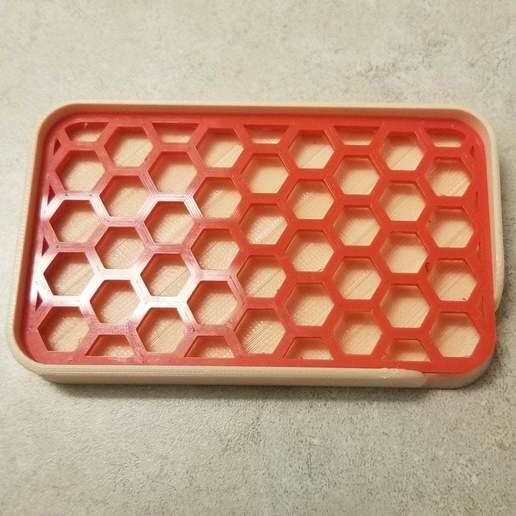20191012_092652.jpg Download free STL file Soap Holder Dish • 3D print design, 3DMakerMarket