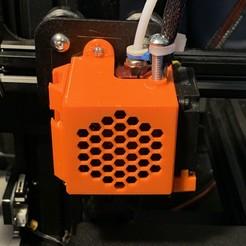 86B06758-14FB-410B-B126-B898F801B287.jpeg Download free STL file Ender 3 (Pro) hotend cover with a tool mount • 3D printing model, utf_8x