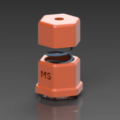 Télécharger objet 3D gratuit Standfüße/Füße - 3D Drucker, Xmissile