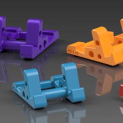Télécharger fichier 3D gratuit Handyhalter / Smartphonehalter #3, Xmissile