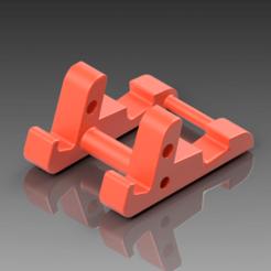 Baugruppe2.png Download free STL file Handyhalter / Smartphonehalter V2 - Updated Version • 3D print template, Xmissile