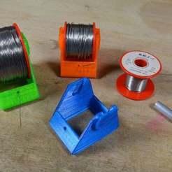Descargar diseños 3D gratis Dispensador de soldadura BMJ, YaaJ