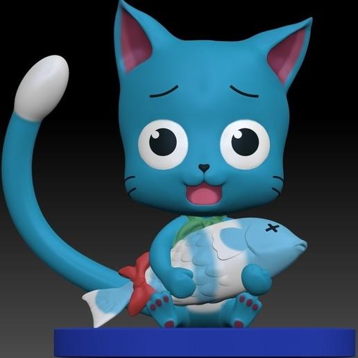Download 3D printer designs Happy Fairy Tail, Municipal_Soldier