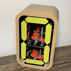 Télécharger fichier 3D 7-Segments, danimailexpress