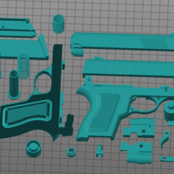 H.PNG Download STL file REPLIC AIRSOFT GUN  • 3D printable template, JL_3DPRINT