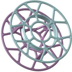 Filo-3D_Projet_A.png Télécharger fichier STL gratuit Filo3D, DAGOMA, support pour bobine, Club Dagoma • Objet à imprimer en 3D, Ed_